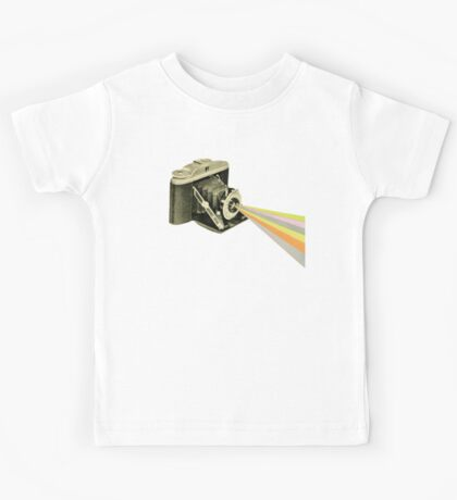 It's a Colourful World Kids Tee
