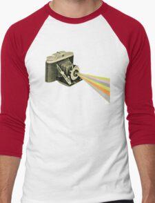 It's a Colourful World Men's Baseball ¾ T-Shirt