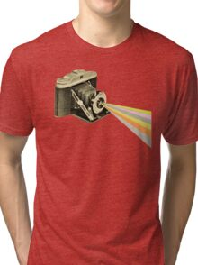 It's a Colourful World Tri-blend T-Shirt