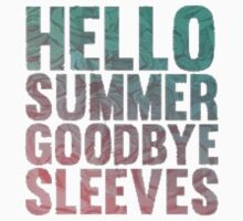Hello Summer by TrendingShirts