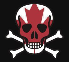 Canadian Skull by Rajee