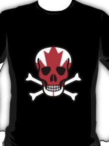Canadian Skull T-Shirt