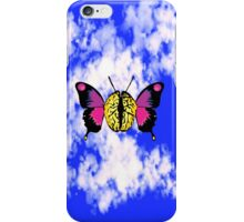 Visualize! Dream! Spread Your Mind's Wings iPhone Case/Skin
