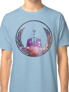 Cosmic Anonymous Classic T-Shirt