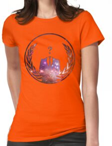 Cosmic Anonymous Womens Fitted T-Shirt