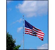 Happy 4th of July America! (please read description) Photographic Print