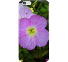 Wildflower Collection With An Ant iPhone Case/Skin