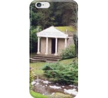 Temple of the Nymphs  iPhone Case/Skin