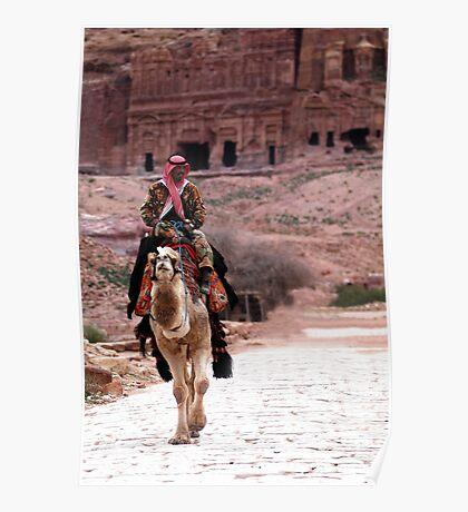 Petra, Jordan Poster