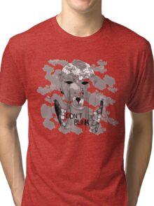Weeping Angel Tri-blend T-Shirt