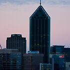 Perth Skyline (WA) by KBloodGallery