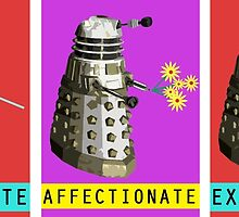 Affectionate Dalek by SistersInGeek