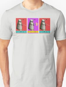 Affectionate Dalek Unisex T-Shirt