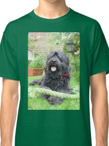 Portrait of Izzy Bear Classic T-Shirt