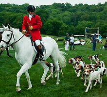 Iroquois Steeplechase Nashville, TN - 74th HUNT CLUB by Daniel  Oyvetsky