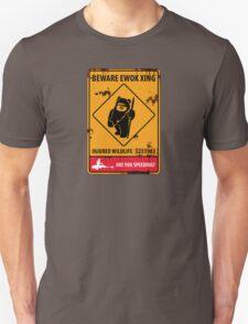 BEWARE EWOK XING T-Shirt