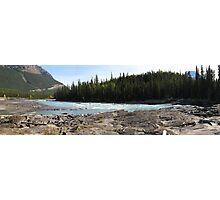 Athabasca Falls - Canada:  September 2008 Photographic Print