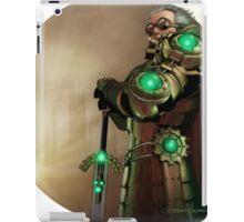 The Knight Paladin Stalwart iPad Case/Skin