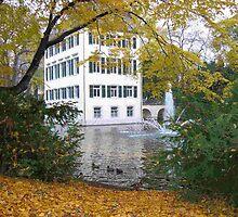 Holzhausen Schloessen: Frankfurt, Germany by scottmac99