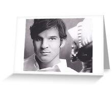 Steve Martin Greeting Card