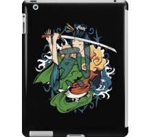 Fierce Warrior iPad Case/Skin