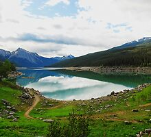 Medicine Lake by Joy & Rob Penney
