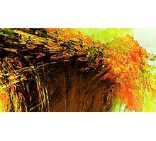 autumn rush.. Photographic Print