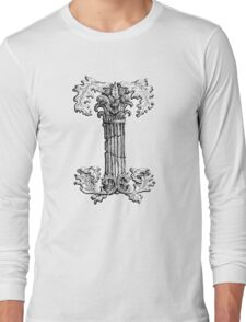 EIMI Font: I Long Sleeve T-Shirt