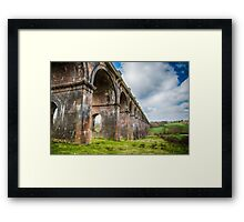 Sussex Vioduct Framed Print