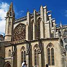 St. Nazarius, Carcassonne 2 by WatscapePhoto
