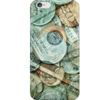 It Makes The World Go Round iPhone Case/Skin