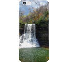 The Cascades, Jefferson National Park iPhone Case/Skin
