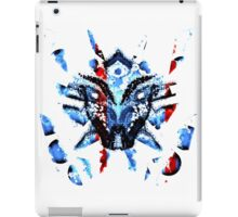 Masked dream (exclusive) PeewieDesigns iPad Case/Skin