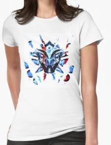 Masked dream (exclusive) PeewieDesigns Womens Fitted T-Shirt