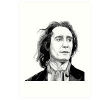 The Eighth Doctor Art Print
