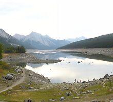 Mystery Lake, Canada:  September 2008 by scottmac99