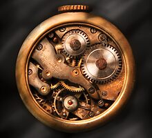 Clockmaker - Gears by Mike  Savad
