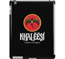 Khaleesi Rum (black) iPad Case/Skin