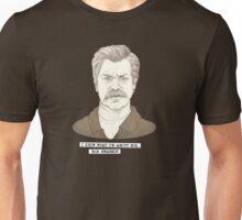 It's Ron Swanson Unisex T-Shirt