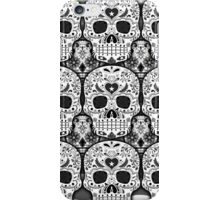 Sugar Skulls iPhone Case/Skin