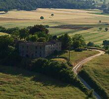Tuscan dreams by shamusfrisbedog
