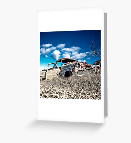 Sweet Decay Greeting Card