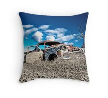 Sweet Decay Throw Pillow