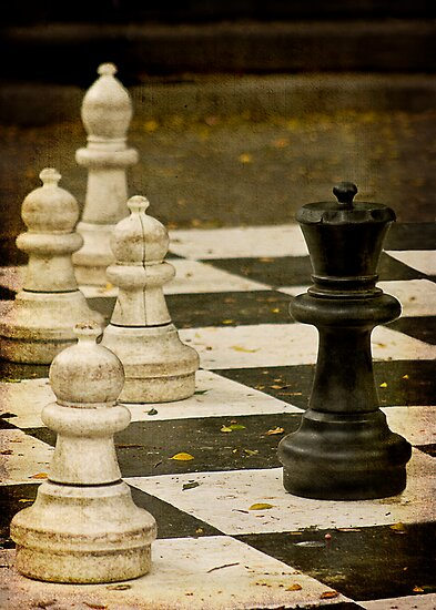 chess by Rosemary Scott