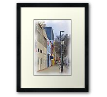 Miller's Rexall Drugs Framed Print