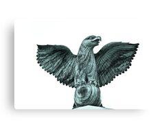 Marble Eagle  Canvas Print