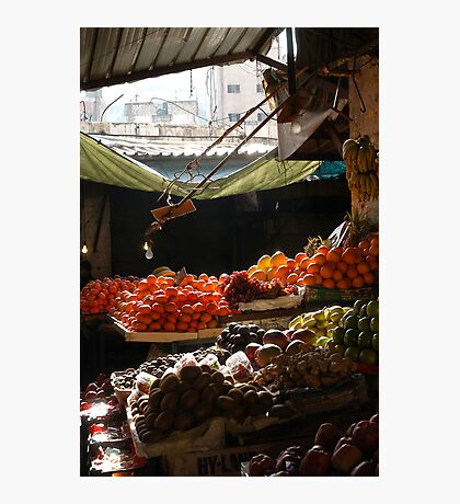 Fruit and Veges Photographic Print