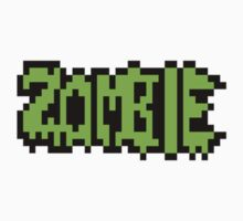 Pixel Zombie Kids Clothes