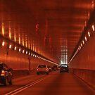 Fort Pitt Tunnel by mltrue