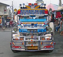 Jeepney • Batangas, Philippines by PETER CULLEY